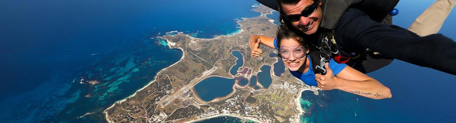 Rotto Skydive