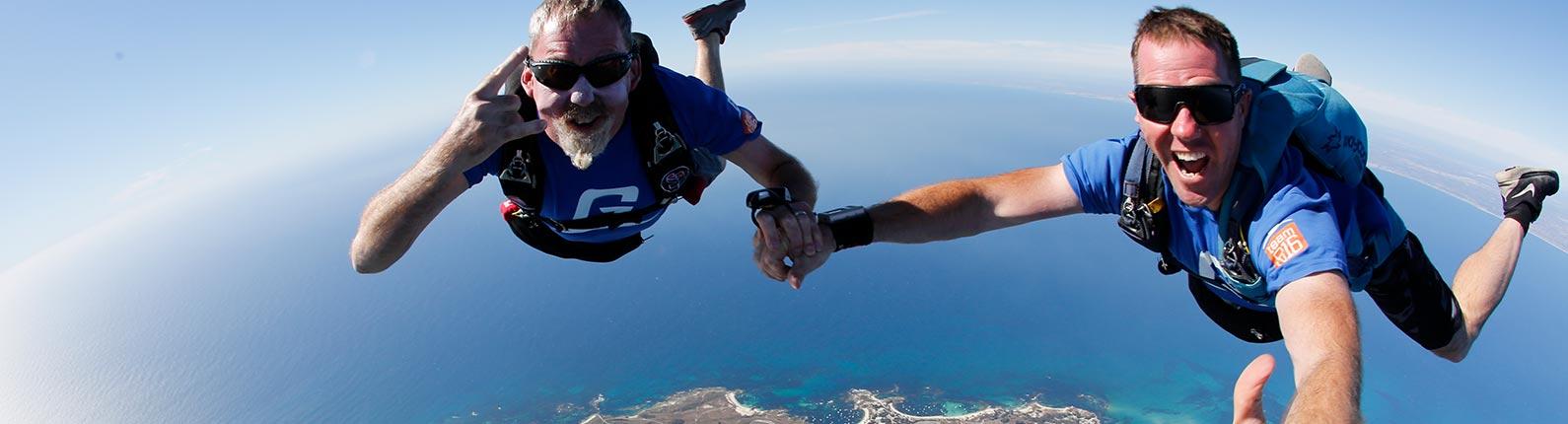 Skydiving Australia