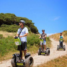 Segway tour of Rottnest Island.