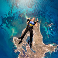 Skydiving Rottnest