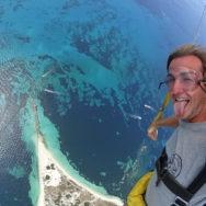 Skydive Over Rottnest