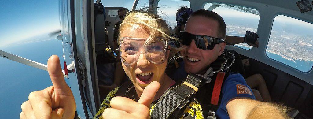 Skydiving WA