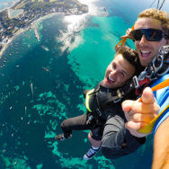 Rottnest Skydive - the best time ever