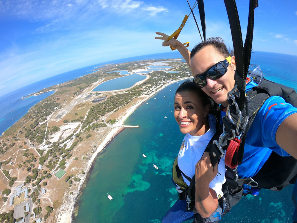 Day in the Life of Rottnest Skydive Instructor
